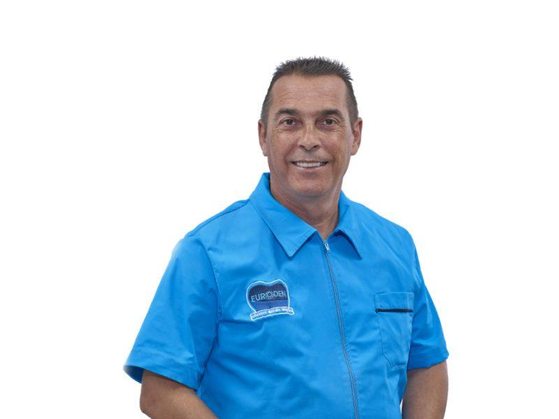 Lucas responsable clínica dental euroden